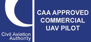 CAA Approved Commercial UAV Pilot