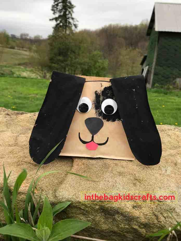 Puppy Gift Bag