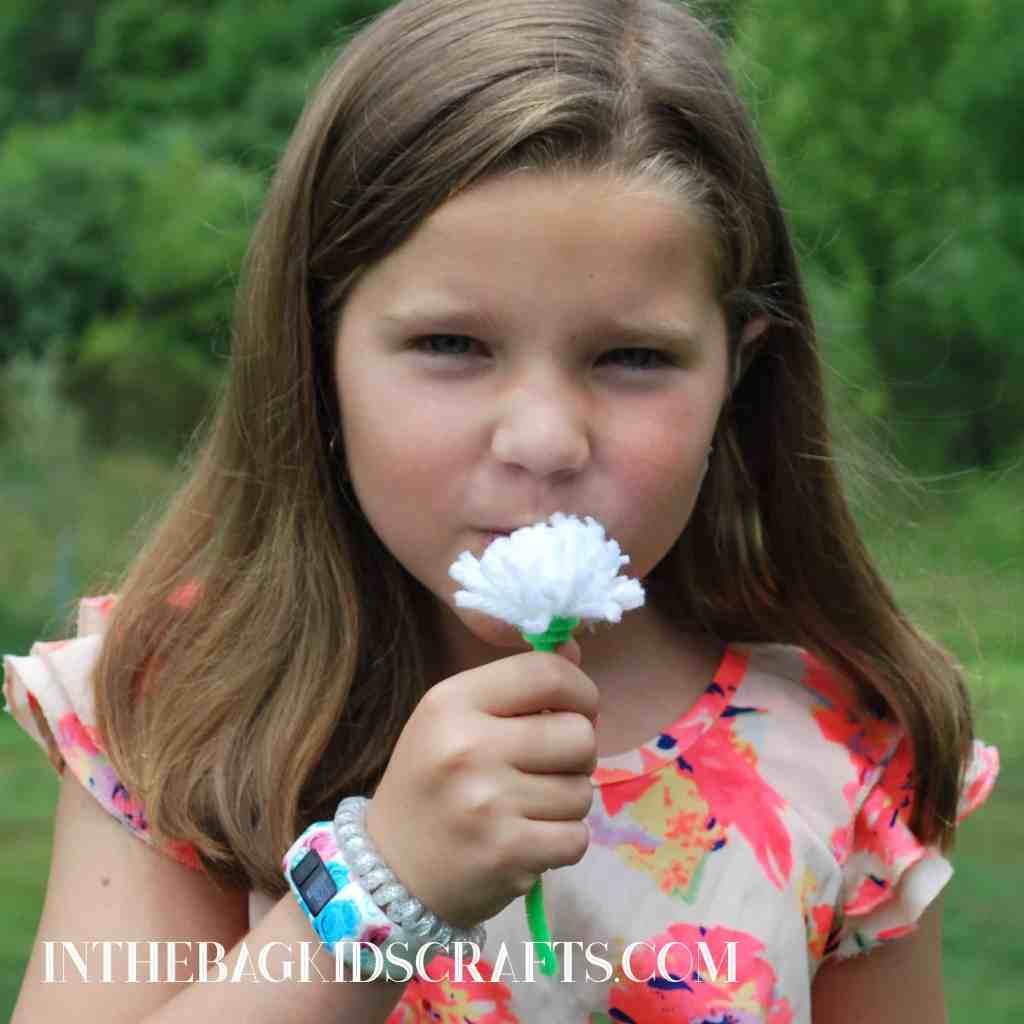 Easy Kids' Craft Dandelions