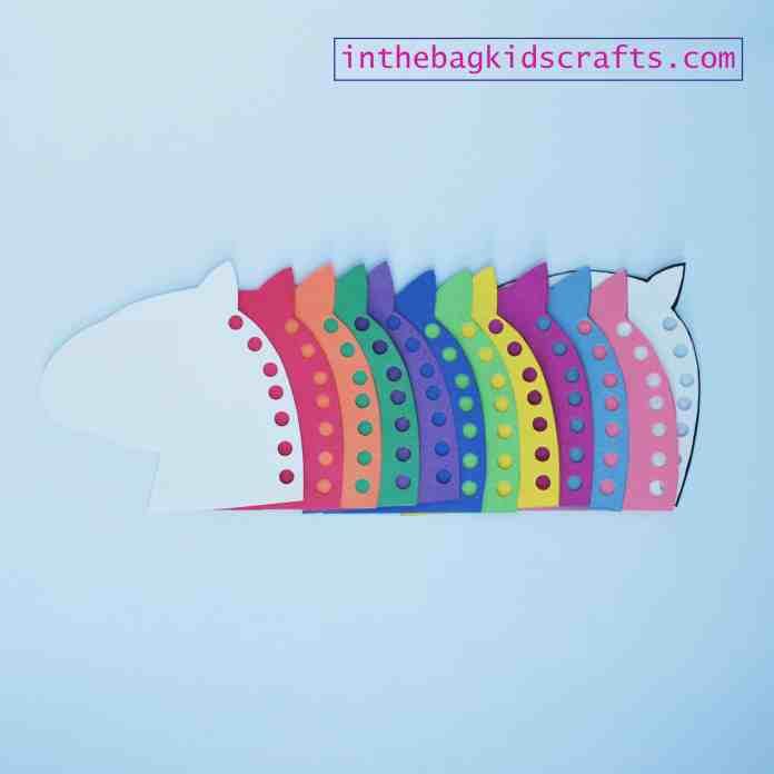 unicorn notebook step 3