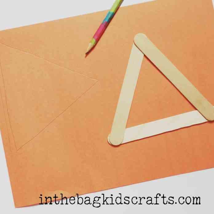 Orange slices step 2