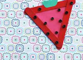 Triangle strawberry