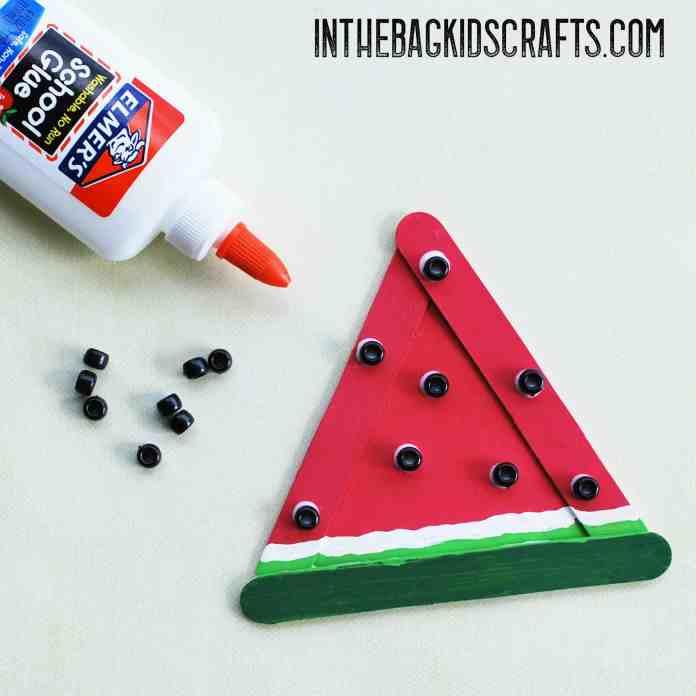 Watermelon Slice Step 5