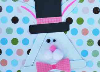 Easter Bunny Kids Craft