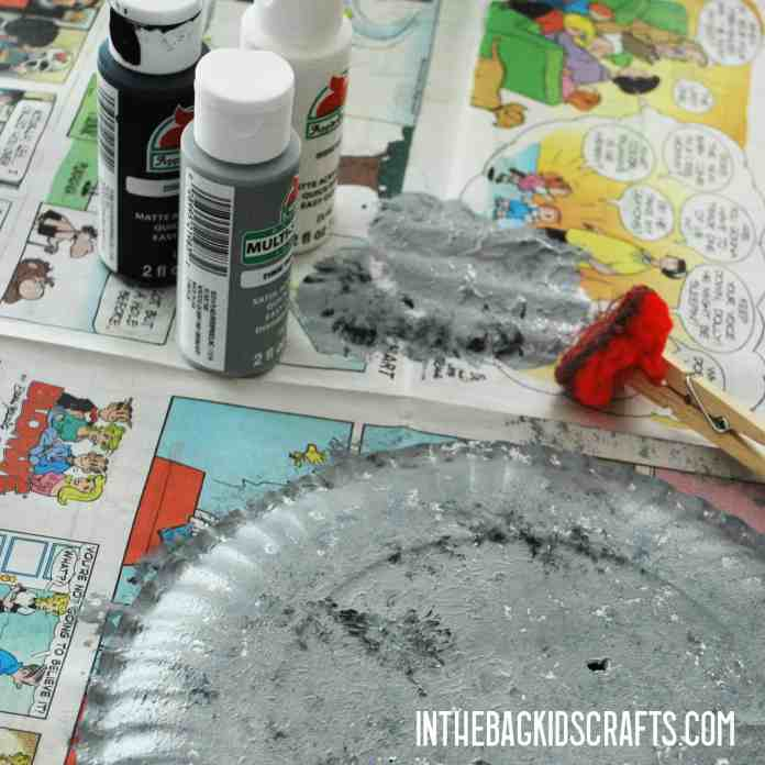 NURSERY RHYME CRAFT STEP 1