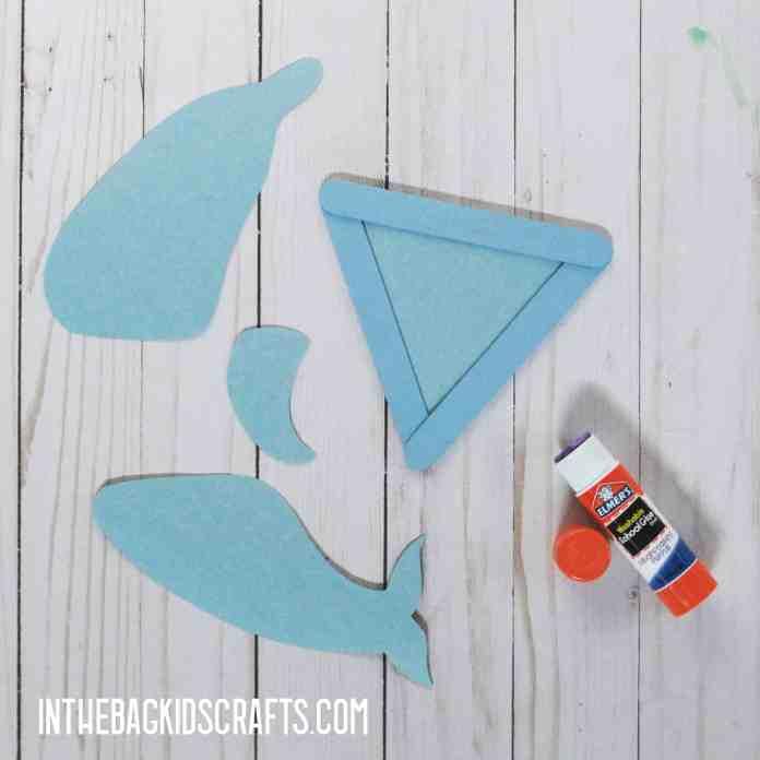 dolphin craft step 4