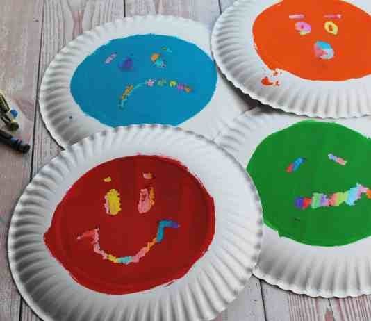 MINDFULNESS ACTIVITY FOR KIDS EMOTIONAL MASKS