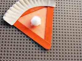 Pumpkin Pie Kids' Craft
