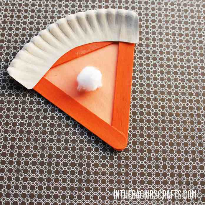 Pumpkin Pie Kids' Craft