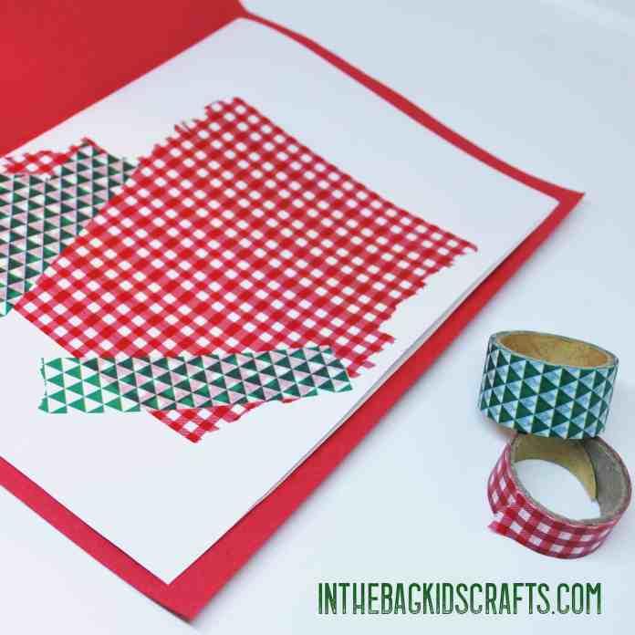 stocking card step 3