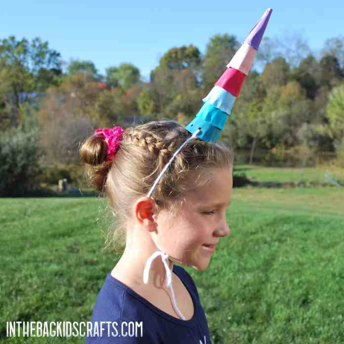 Easy Unicorn Halloween Costume Idea
