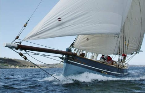 Ezra, built by Working Sail