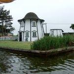\'Dutch Tutch\' house on the Thurne