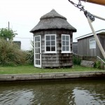 Summer house on the Thurne