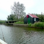 Eel-netter\'s shed near Hickling