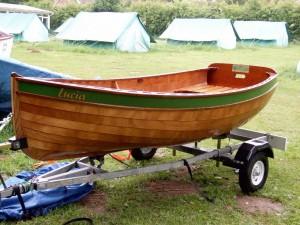 Home Built Boat Regatta, Barton Broad 2008