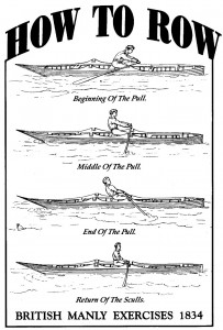 How to row by Dr Edmund Warre