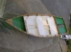Brian King's Barton skiff