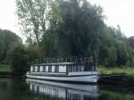 Waveney houseboat