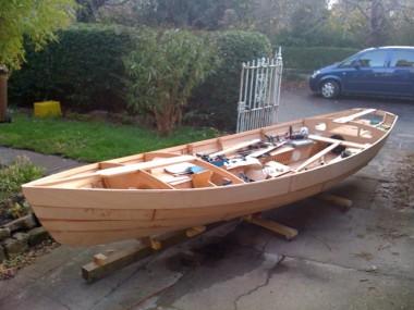 Osbert's boat