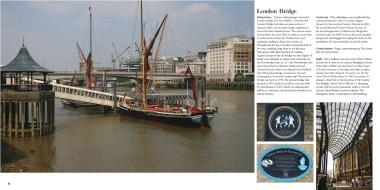 Thames barge, River Thames, London