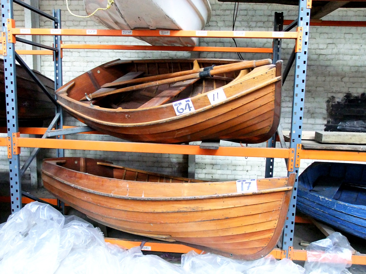 Turk's auction – are you missing the small wooden boat ...