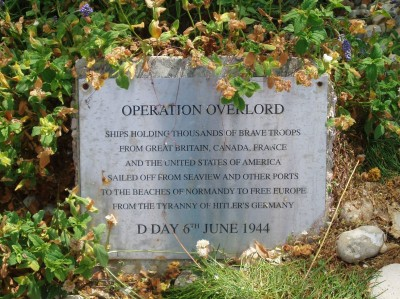 sea view operation overlord memorial