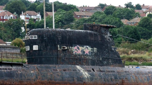 Russian Nuclear Submarine Graveyard - Year of Clean Water