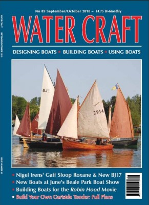 Water Craft magazine September October