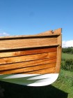 Rowing Will Stirling 12ft Dinghy boat Bow and Fairlead