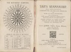 Tait's Seamanship 1913 Compass and frontispiece