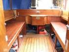 Mat Gravener's restoration of Broads Cruiser Perfect Lady 9