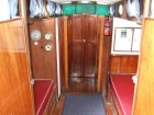 Mat Gravener's restoration of Broads Cruiser Perfect Lady 9