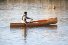 Derek Thompson LRPS - Frank Clarke - Bob's Special - Chestnut Canoe Company