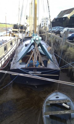 Schooner for sale