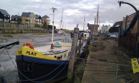 Save Standard Quay and Faversham Creek