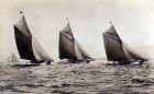 Laura Haggarty Katydids Cards postcards of yachts