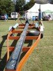 Wooden trailer