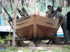 Pete Williamson's photos of Vietnam boats and boatbuilders