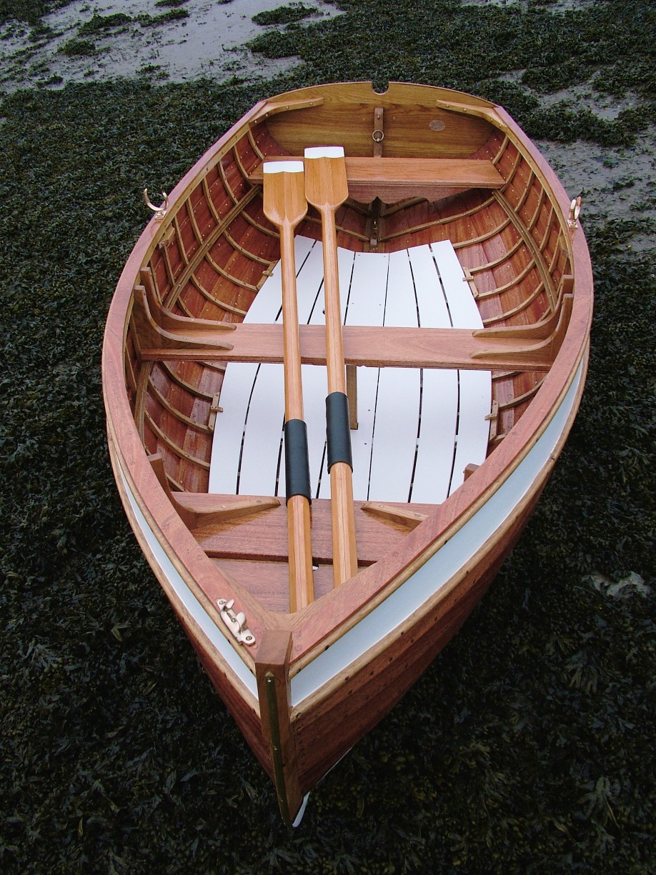 Pictures Of Clinker Brick And Lava Rock Houses: Stirling & Son's Latest Clinker Dinghy