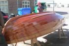 6 Ollie Rees Barnacle 10ft clinker dinghy