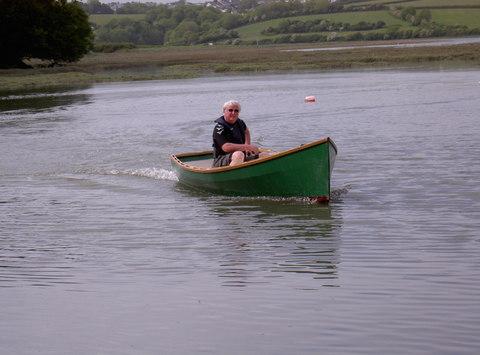 Barton skiff