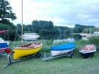 Water Craft amateur boatbuilding competition Beale Park 2011