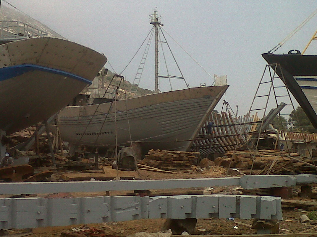 traditional wooden boat building | intheboatshed.net