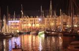 Paimpol bateaux nuit photo@PierreMajek