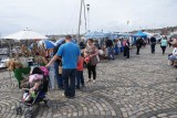 Visitors at the Anstruther Muster 2011