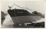 Faversham Creek 1960 Pollock's sideways launch