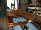 Yoma II 1961 Burnham on Sea Motor Boat Company 'Sturdy 16' built at 14ft restored by Ian Baird