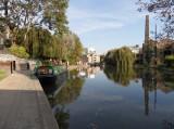 Islington canal 1