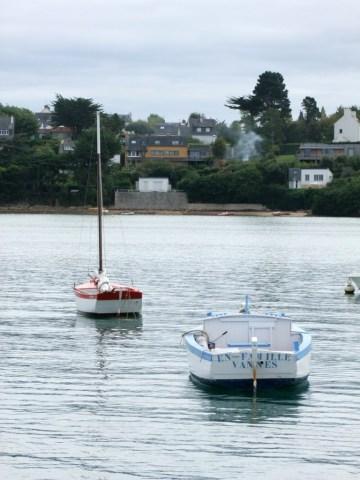 Boat Gulf of Morbihan